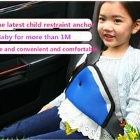 car safety belt adjust device Child Safety Cover For FIAT 500/Panda /Stilo /Punto /Doblo /Grande /Bravo 500 Ducato /Minibus