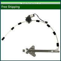 e2c_NECESSITIES Front Passengers Side Power Window Regulator with Motor For Jeep