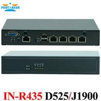 Partaker Mini PC Celeron J1900 Quad Core Intel Atom D525 Processor Network Security
