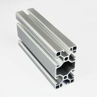 4080 EA Aluminum Profile Extrusion 40 Series, Aluminum Tube Length 1 Meter