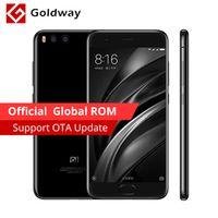 Global Xiaomi Mi6 Mi 6 6GB RAM 128GB ROM Mobile Phone 835 Octa Core 1920x1080 Dual