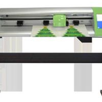 "LIW 720 24"" Cutting laser Plotter Contour cutting plotter with camera"