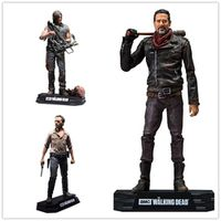 Colina Walking Dead PVC Action figure Rick Daryl Negan