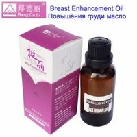3 packs Bang De Li Breast Enhancement Oil for big breast pure nature herbs for chest enlarge bust firming breast care oil