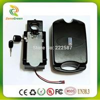 36V 11AH Lithium li-ion Battery for Electric Bike ebike with Case rechargeble battery