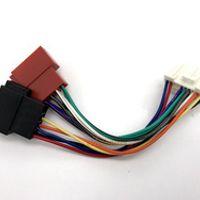 ZWNAV ISO standard HARNESS Radio adapter for HONDA 1999 FOR ACURA SUZUKI 2001 FIAT