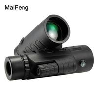 maifeng 35X50 Hunting Nitrogen Monocular HD Telescope With Compass Clear Vision Zoom