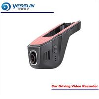 YESSUN Car DVR Driving Video Recorder For Honda Stream Front Camera Black Box WIFI
