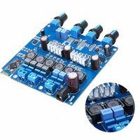 Mayitr New TPA3116 Class D Digital Bluetooth 2.1 Amplifier Board 100W 2*50W