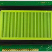 NoEnName_Null COB 12864 Yellow Green Backlight LCD Screen