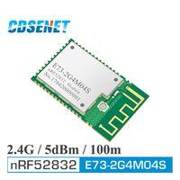 nRF52832 2.4GHz Transceiver Wireless rf CDSENET E73-2G4M04S SMD 2.4 ghz Ble 5.0 4.2