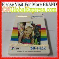 Fujifilm 30 sheet 30 Pcs ZINK Zero Ink Paper Z3X430 3 x 4 INCH for Polaroid Instant