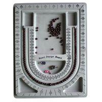 1Pcs DIY Making Tools and Equipment Bead Design Board Handmade Jewelry Craft Template