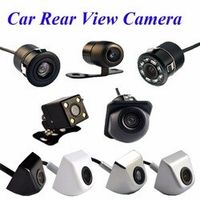 Waterproof Car Parking Assistance View Camera Monitor CCD Wire Car Rear View Camera