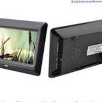 MLLSE 7 inch photo frame Ultra-thin hd digital album MP3 MP4 video playback function