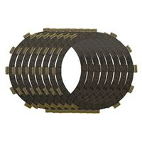 Motorcycle Engine Parts Clutch Friction Plates Kit For YAMAHA XVS650 XVS 650 Drag star 1997-2003 #CP-00017