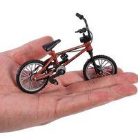OCDAY Size Simulation Alloy Children Kid Funny Finger Bike
