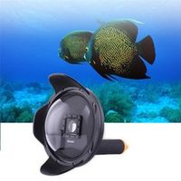 SHOOT 2.0 Version 6'' inch Diving Underwater Lens Hood Dome Lens Dome Port  for sport