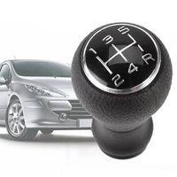 vvcesidot Universal Modification 5 Speed Manual Car Gear Shift Shifter Knob