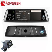 Asvegen 9.88 inch 1600*400 HD Full Screen Android Car 4G WIFI Bluetooth GPS