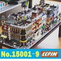 LEPIN CITY Creators 15001 15002 15003 15004 15005 15006