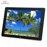 ACEHE 1280*800 LED 15 inch Digital Picture Photo Frame Video Album MP3 MP4 Movie