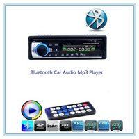 KONNWEI Hands-free Calls Autoradio Car Radio Bluetooth Audio Stereo In Dash FM