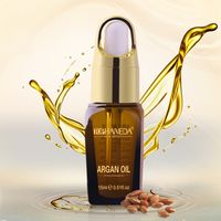 TOPHANEDA ARGAN OILl Hair care essential oil 2pcs 15m for Treatment dry keratin