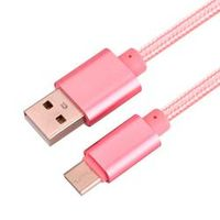 HIPERDEAL 1M USB-C USB 3.1 Type C Data Charging Cable for ZTE Zmax Pro Z981/Google