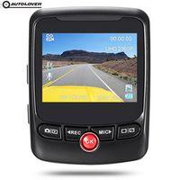 Autolover Novatek 96663 V2 Car DVR 2160P UHD 170 Degree GPS Logger Camera G-Sensor