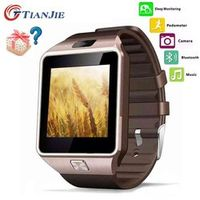 TIANJIE Smart Watches adult smart watch dz09 all compatible electronic smart watch