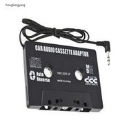 haoba 10.5*6.5cm aux mp3 player for cars casette cassette adapter cassete