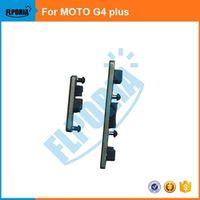 1set/2pcs For Motorola MOTO G4 plus XT1644 XT1622 Volume Power Buttons Power Button + Volume Button Side Button Replacement