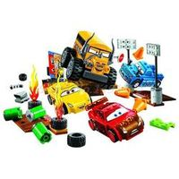 POGO BELA 10687 191Pcs Cars Movie Series Juniors Thunder