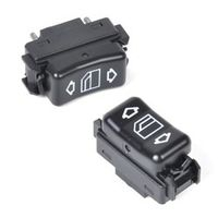 CITALL Left Right Electric Master Control Power Window Switch For Mercedes Benz W124
