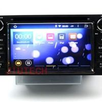 Beautytrees Quad Core Android 5.1.1 Car DVD Player Stereo For TOYOTA RAV4 VIOS HILUX
