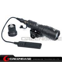 Greenbase Tactical M300 M300B MINI Scout Outdoor Rifle Hunting Flashlight 400 lumen