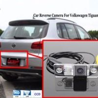 JanDeNing HD CCD Car Rear View Parking/Backup Reverse Camera/ License Plate Light OEM