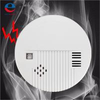 White Carbon Monoxide Tester Poisoning Smoke Gas Alarm Warning Detector Sensor Suitable For Home Office Hotel
