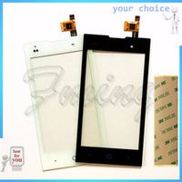 New Phone Touch Screen For ZTE Kis 2 Max V815 V815W Digitizer Sensor Front Glass Touchscreen Panel Replacement Parts +tape