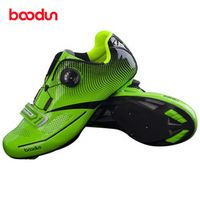 BOODUN Road Sport Sneakers Men Self-locking Bike Shoes Professional Zapatillas