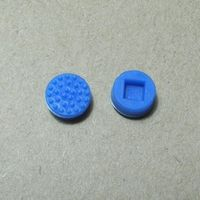 Wholesale New Laptop Notebook Trackpoint Pointer Mouse Stick Point Cap For HP laptop Keyboard  blue
