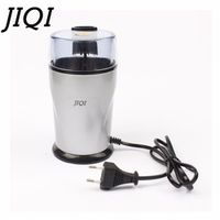 JIQI Coffee grinder 220v-240V ELECTRICAL herbs mill blades