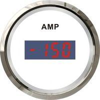 Kadir Koc 1pc 52mm digital ammeter amp gauges ampere meters 12v / 24v fit for boat