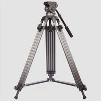 Jie Yang professional JY0606C Carbon tripod SLR cameras Suitable for Manfrotto