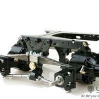 GARTT 1:14 Zugmaschine/Dump Truck X 8013 Pattern Simulation