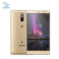 original Lenovo Phab 2 plus PB2-670N 3G 32G 6.44 inch 1920*1080 Android 6.0 OS MTK8783 octa core fdd 4G 4050mAh Mobile phone