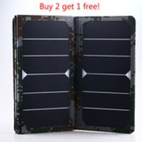 Lynsa Sunpower Solar panel charger folding 40W for outside camping charging