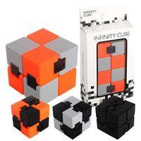 BERYOU Infinity Fidget Cube Novelty Antistress Infinite
