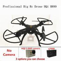 Big Quadcopter 2.4GHZ dron H899 Fit SJ7000 WIFI